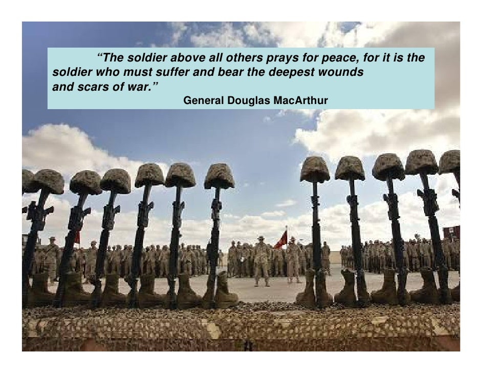 famous quotes about soldiers quotesgram