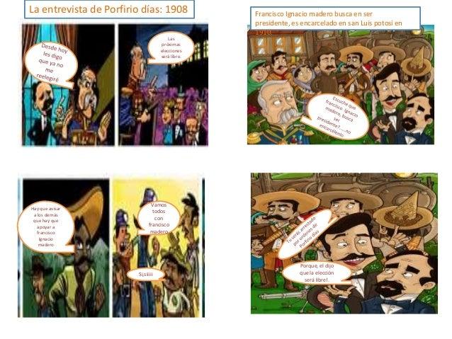 Historieta de la revolucion mexicana