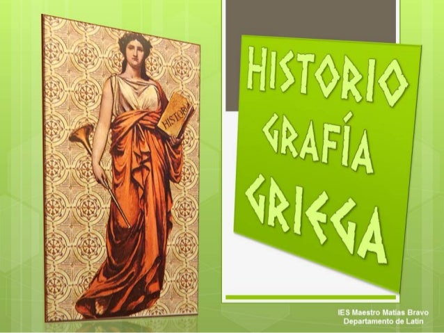 Historiografia griega