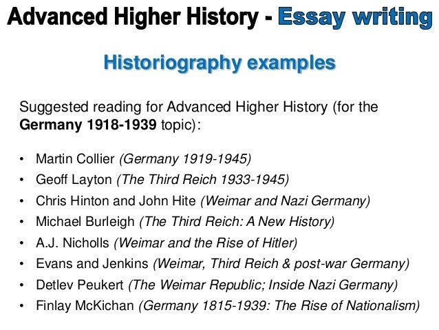 Creative a0103 dbq essays - advanced higher history