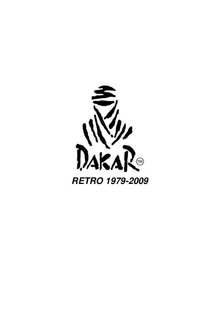 RETRO 1979-2009