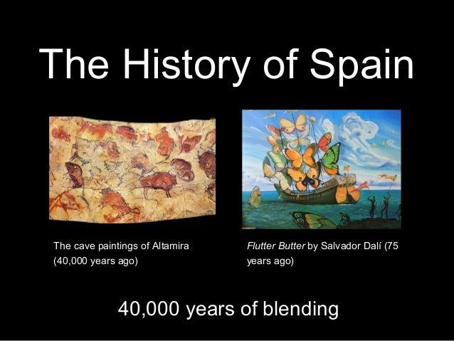 Brief history of spain