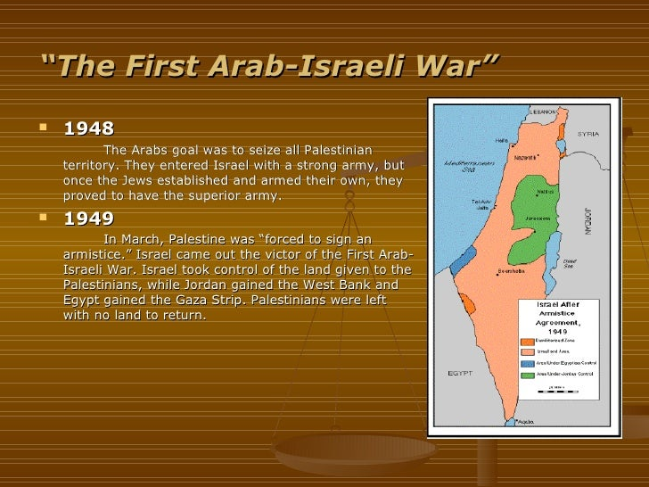 arab-israeli conflict essay Summaries of the major points of conflict between arab countries and israel includes comparison of arab countries versus israel, claims about jerusalem and holy sites, and arab and jewish refugees arab-israeli conflict - basic facts.