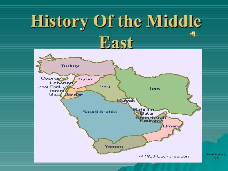 a history of the iraqi war in the middle east Timeline of middle eastern history this list is intended as a timeline of the history of the middle east iran–iraq war results in 1–125 million.