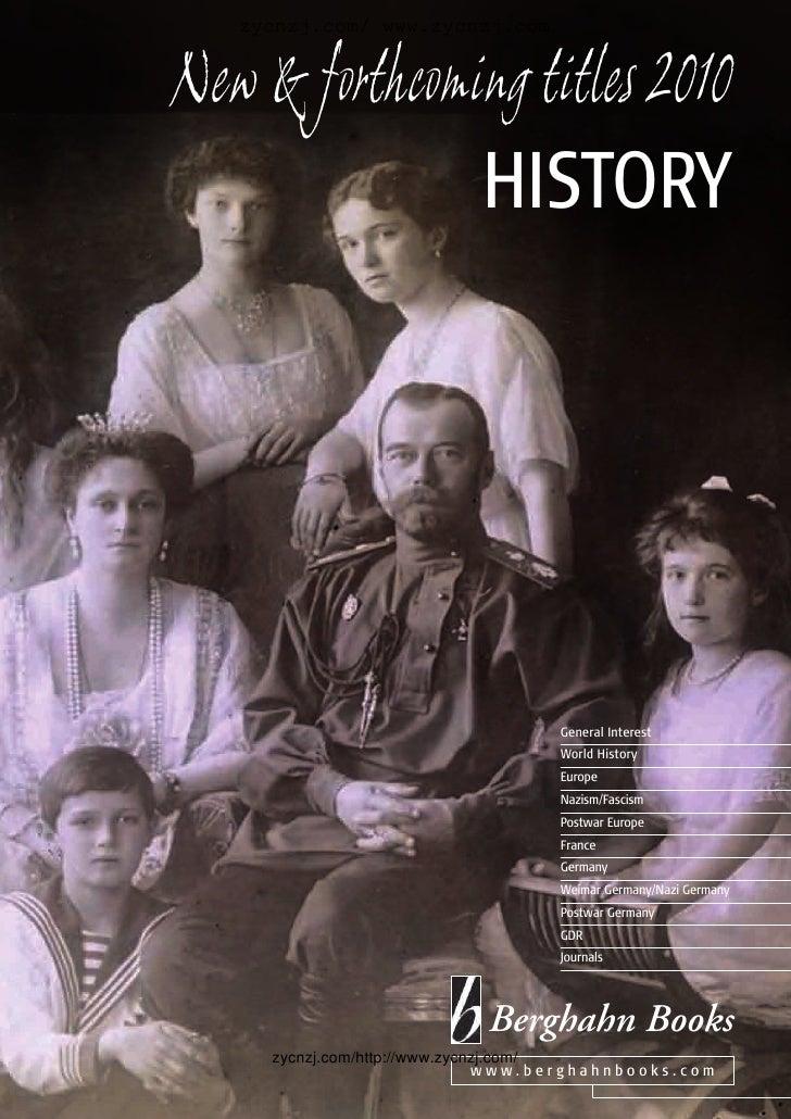 History 2010   history