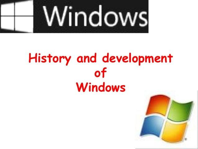 History and development.2