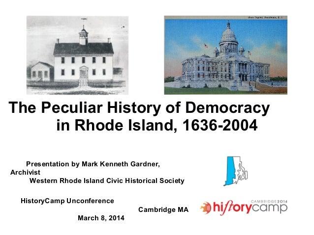 history of democracy essay
