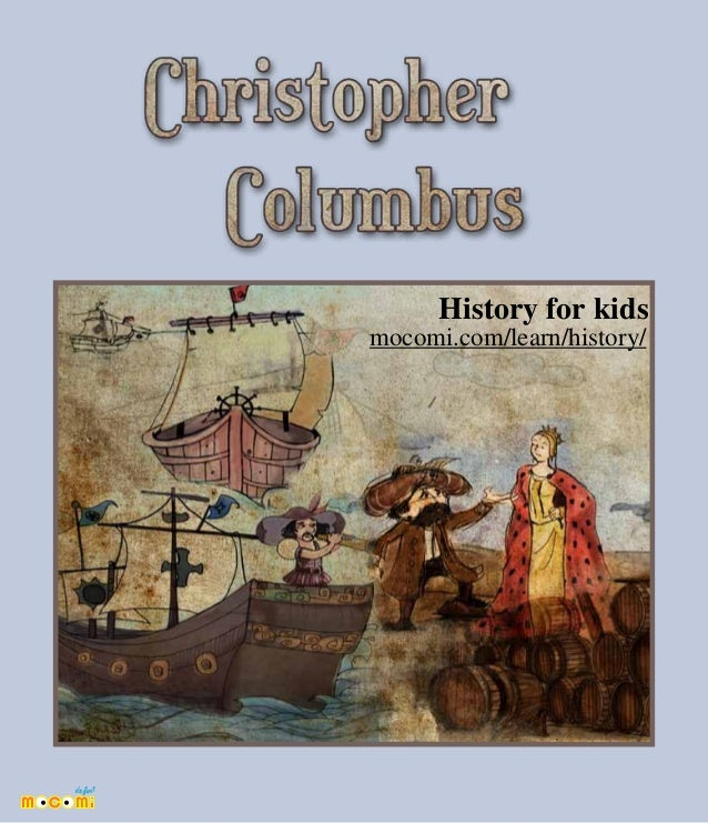 Christopher Columbus – Mocomi.com