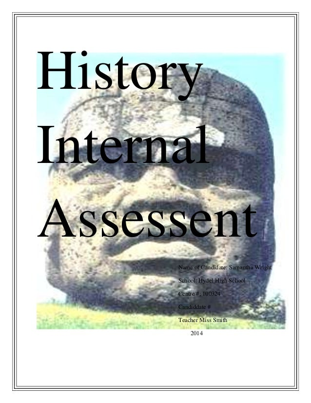 cape internal assessment An internal assessment record sheet will be sent each year to schools  submitting  development of the critical skills and abilities emphasised by this  cape.