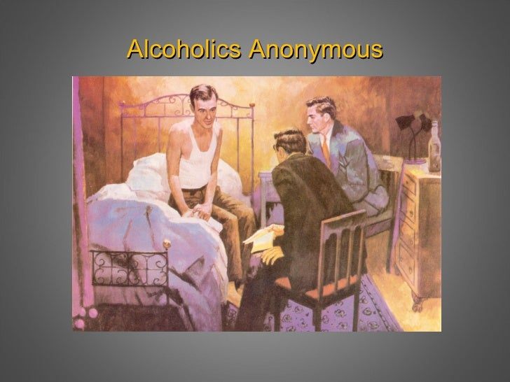 A History Of Alcoholics  Anonymous - April 2011