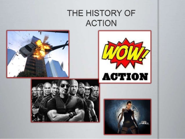 The genre action began in the 1920s. The movies would include sword fights and action of a heroic character. Douglas Fairb...