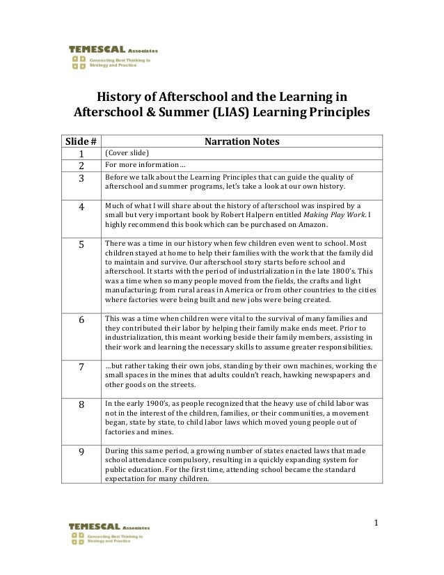 art history slide notes This activity can be used as an introductory lesson, a central lesson, or a review lesson on the art movement many slides are designed to help students understand the history behind the movement for example, the slides include.