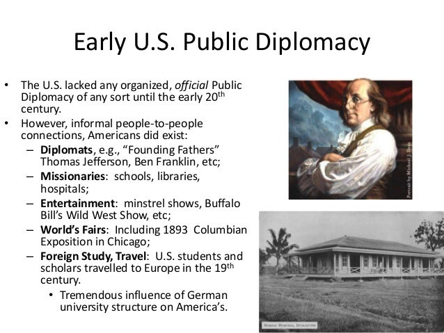 public diplomacy essay Public diplomacy (also called to influence foreign target audiences are media diplomacy, public wwwbeyondintractabilityorg/essay/public-diplomacy.