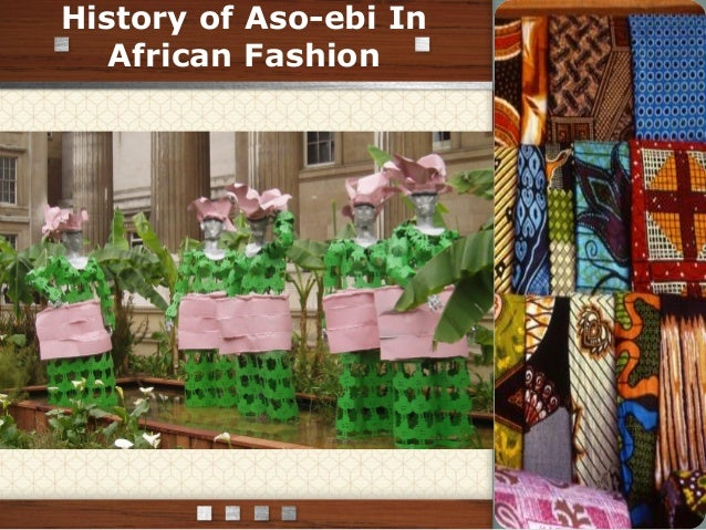 History of Aso-ebi In African Fashion