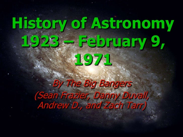 founder of astronomy - photo #19