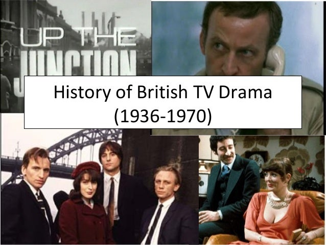 History of british tv drama (1936 1970)