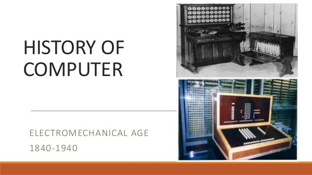 essay of computer history The history of computer development essay 608 words 3 pages every generation of computer experienced a major technological development that basically changed the way computers operate, thus resulting in increasingly smaller, cheaper, more powerful and more efficient and reliable devices the history of computer development is always referred to.
