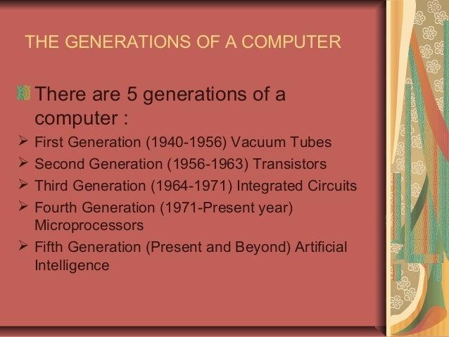 generation y the present