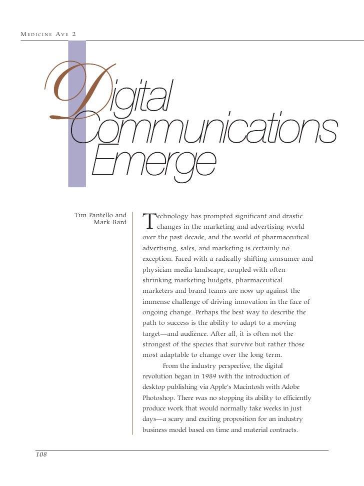 History Of Digital Healthcare Advertising