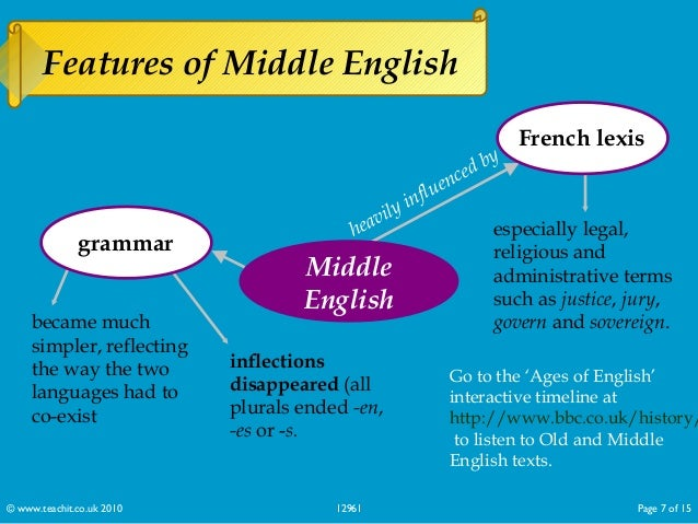the middle english The term middle english literature refers to the literature written in the form of the english language known as middle english, from the 12th century until the 1470s.