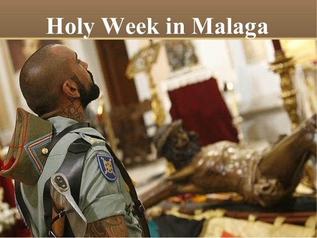 History of Holy  Week  in Malaga