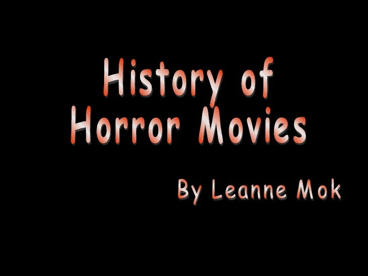 history of music in horror films An illustrated history of horror and science-fiction films  an illustrated history of horror and science fiction film contains scores of  amazon music stream.