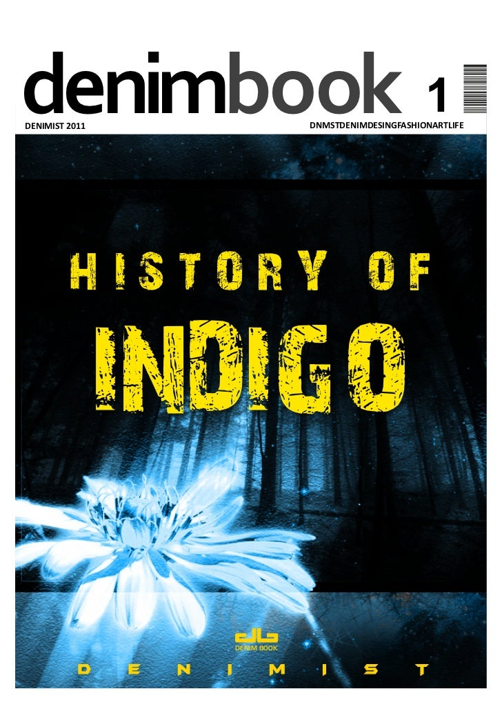 History of indıgo , Denimist