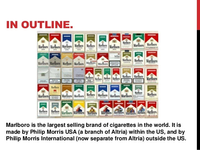 Most popular Ohio cigarette brand