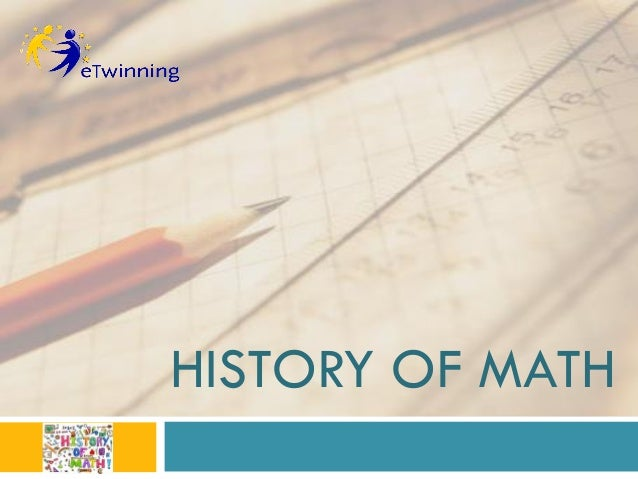 a history of math I'm trying to find good books on the history of mathematics, dating as far back as possible there was a similar question here good books on philosophy of mathematics.