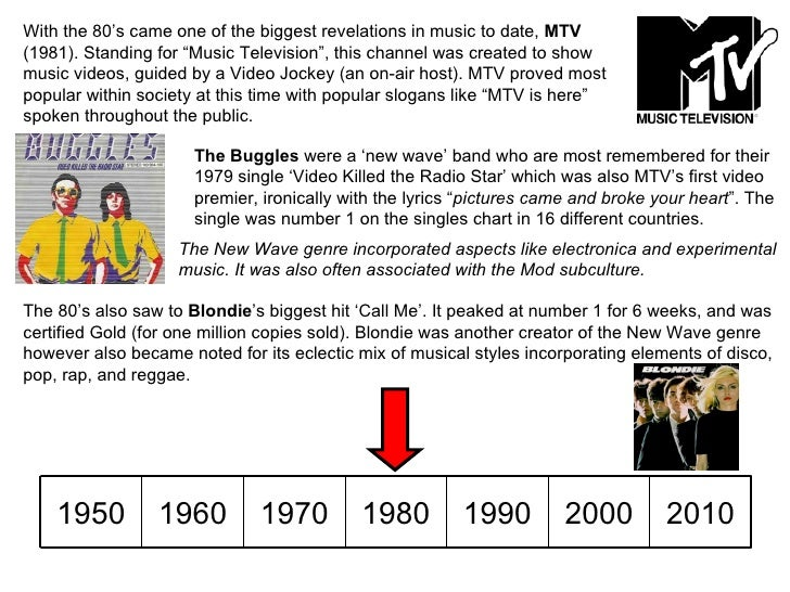 How has pop music changed through history?