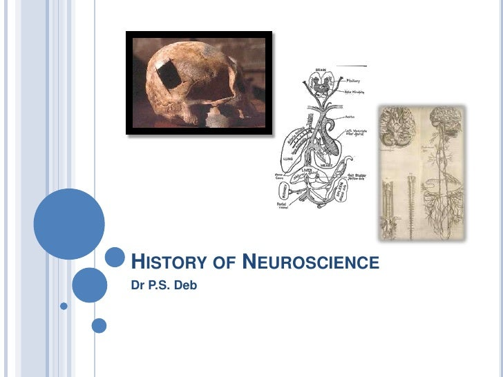 history of neuroscience The history of neuroscience page of the oxford neuroscience website illustrates oxford's history of neuroscience research dating back to the seventeenth century, and promotes the preservation of this heritage.