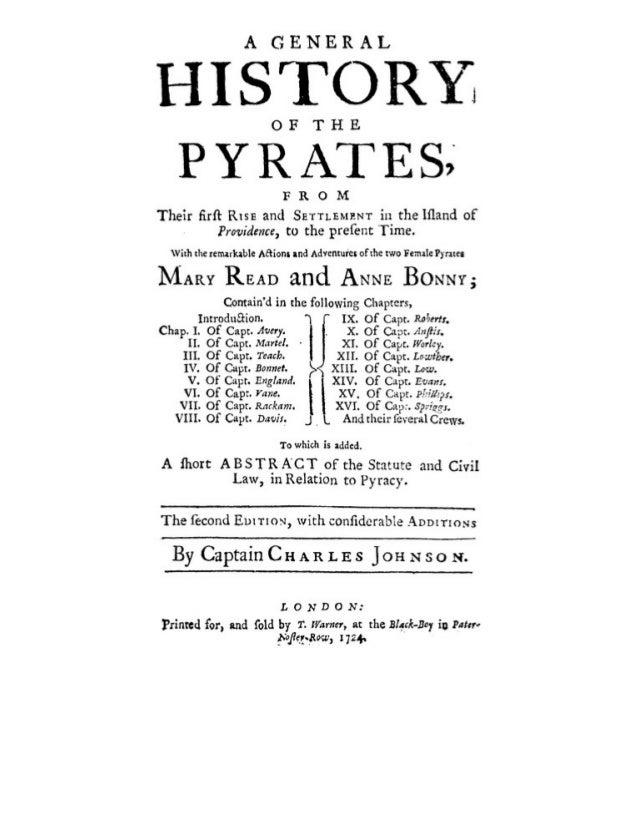 History of Pirates, Free eBook