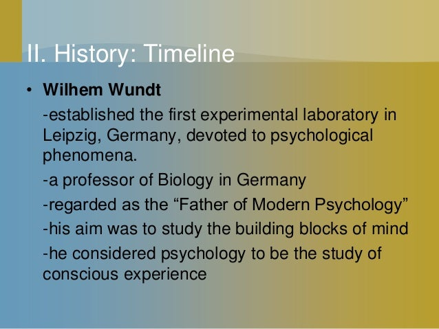 history of developmental psychology pdf