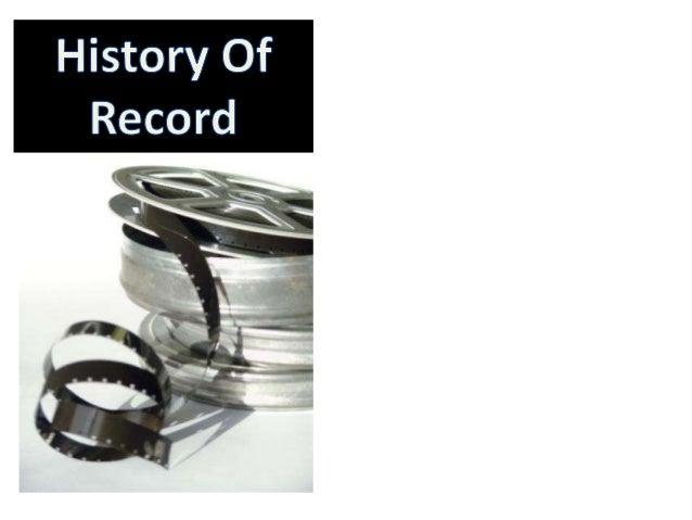 History of record   nosheen zara akthar