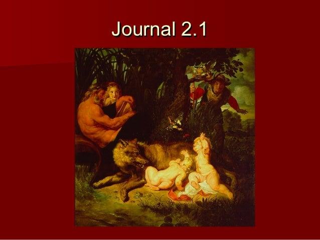 Journal 2.1Journal 2.1