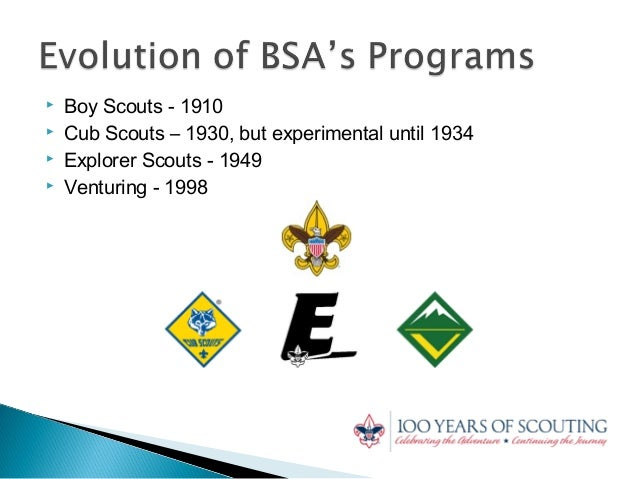 BSA Scouting Heritage
