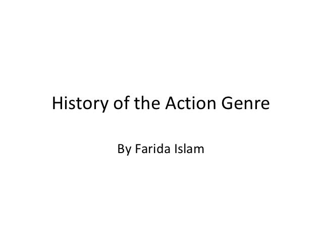 History of the Action Genre