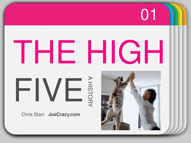 History of the High Five
