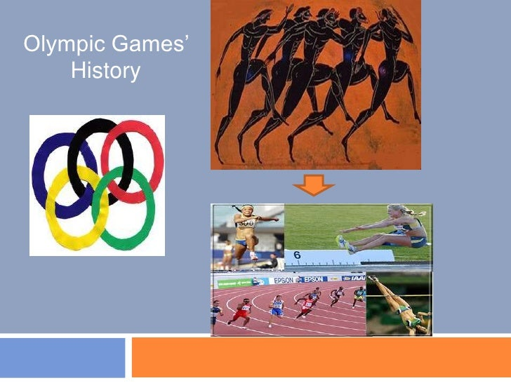 History of the olympic games 2