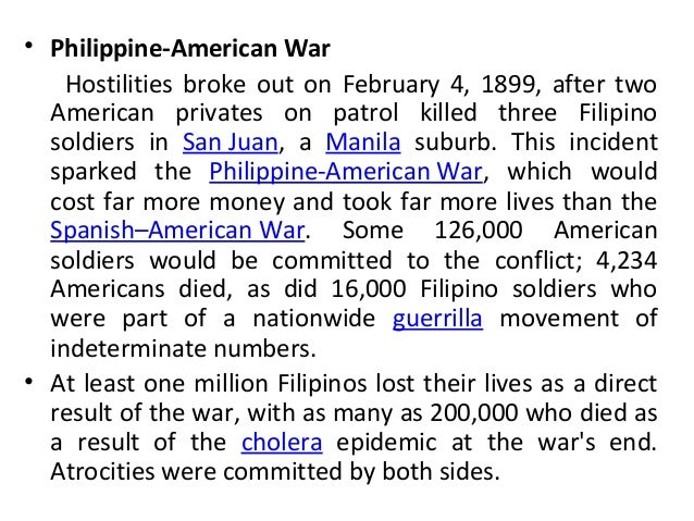 philippine political norms essay