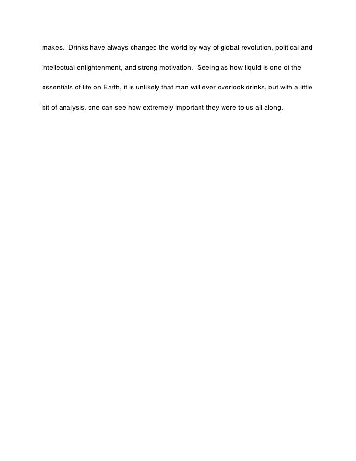 Sample us history essays