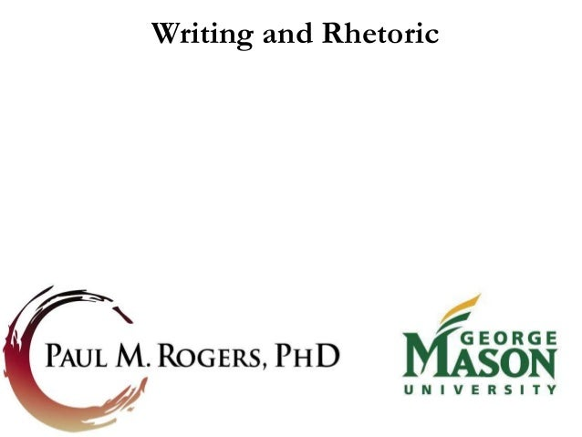 Introduction to Rhetoric and Writing for English Majors