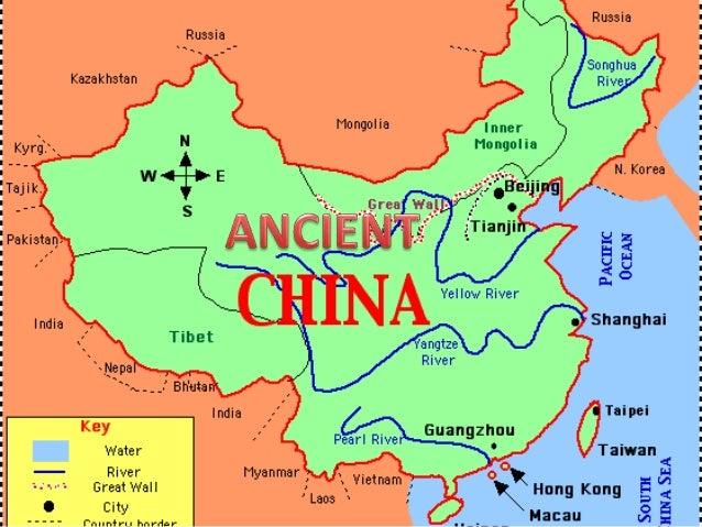 Jupin, Jessica / Geography of China