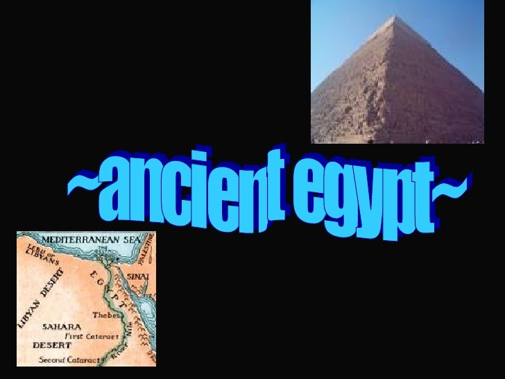 ~ancient egypt~