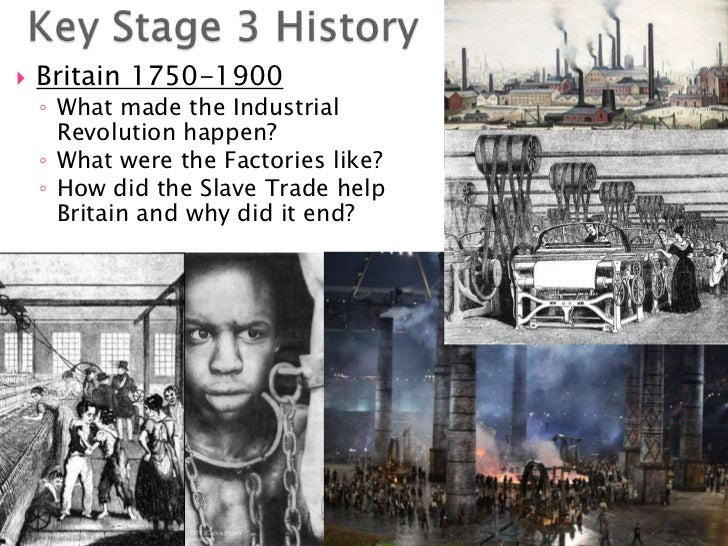 third industrial revolution essay