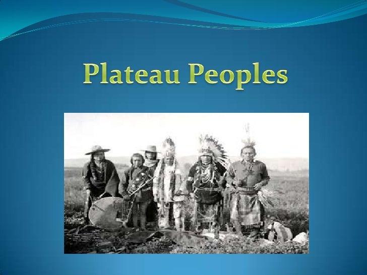 Plateau Peoples<br />