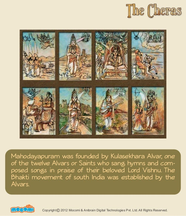 Bhakti Movement in South India History The Bhakti Movement of South