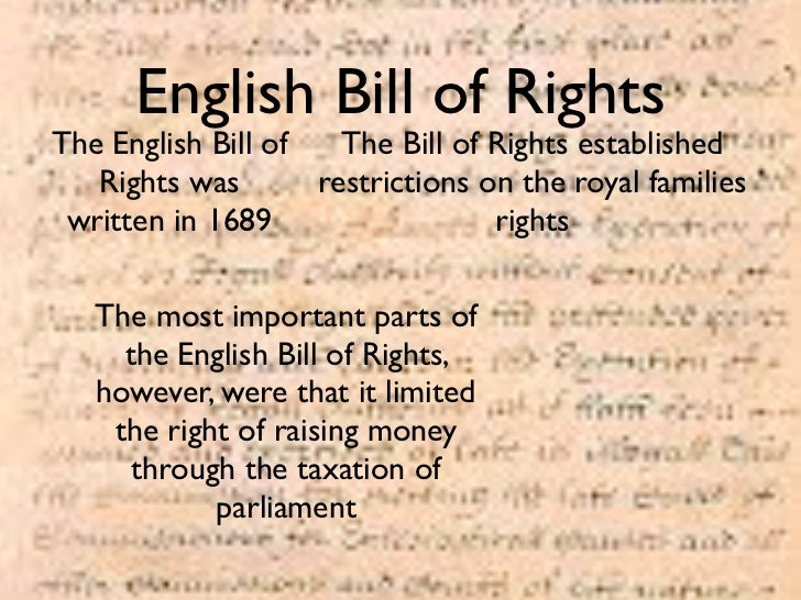 the bill of rights importance and Visit constitutionfactscom to read the full text of the bill of rights, plus fascinating pocket and places two of our country's most important documents.