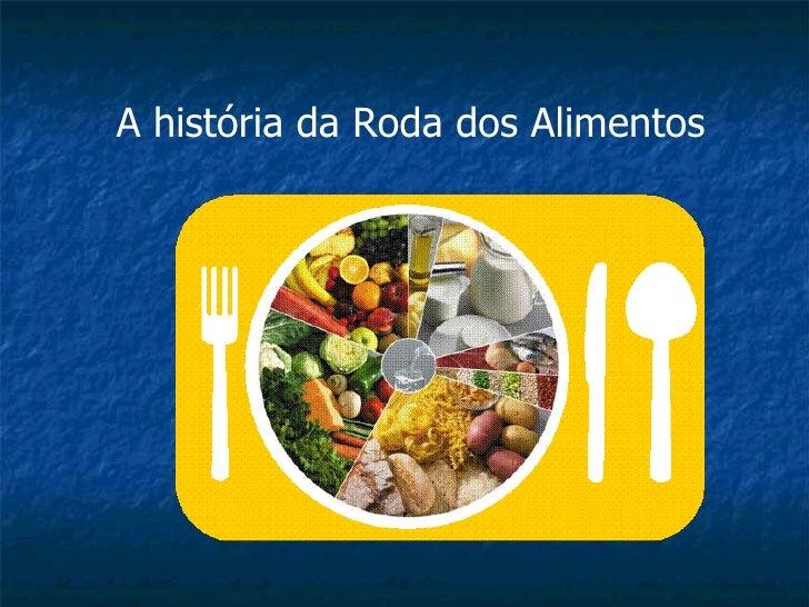 História da roda dos alimentos[1]