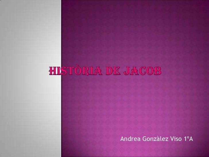 Andrea Gonzàlez Viso 1ºA
